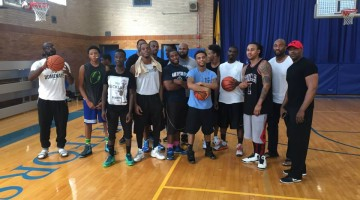 Mentoring and Basketball